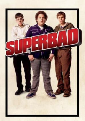 Superbad Movie Poster 24in x 36in - Fame Collectibles