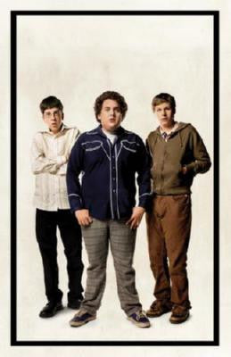 Superbad Poster Cast 24inx36in - Fame Collectibles