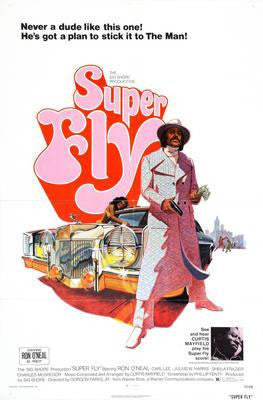 Superfly Movie Poster 24x36 - Fame Collectibles