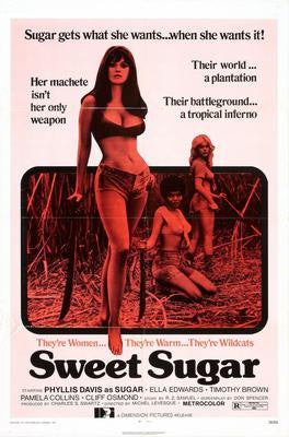Sweet Sugar Movie Poster 24x36 - Fame Collectibles