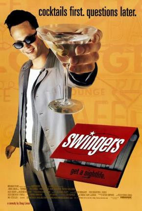 Swingers Movie Poster 24x36 - Fame Collectibles