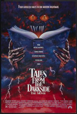 Tales From The Dark Side Movie Poster 24x36 - Fame Collectibles