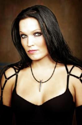 Tarja Turunun Poster 24in x 36in - Fame Collectibles