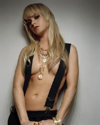 Taryn Manning Poster Suspenders 24inx36in - Fame Collectibles