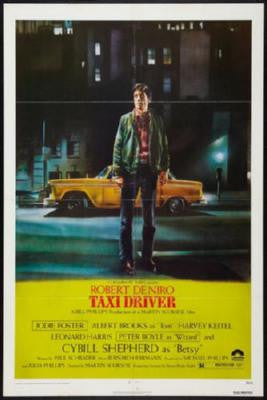 Taxi Driver Poster 24inx36in - Fame Collectibles