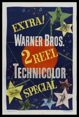 Technicolor Poster Art 24inx36in - Fame Collectibles