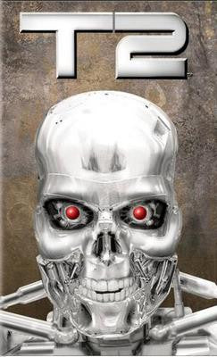 Terminator 2 T2 Movie Poster 24x36 - Fame Collectibles