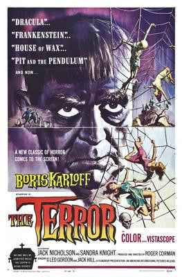 Terror The Movie Poster 24x36 - Fame Collectibles