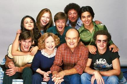 That 70S Show Poster 24x36 - Fame Collectibles