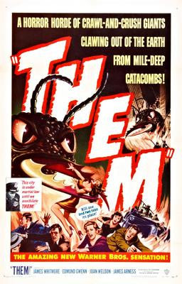 Them Movie Poster 24x36 - Fame Collectibles