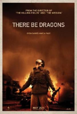 There Be Dragons Poster 24inx36in - Fame Collectibles