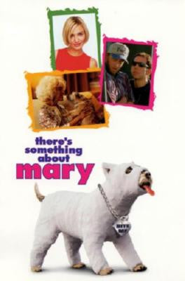 Theres Something About Mary Movie Poster 24in x 36in - Fame Collectibles