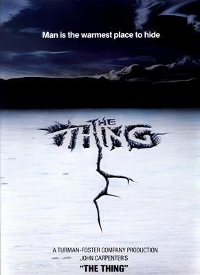 Thing The Movie Poster 24x36 - Fame Collectibles