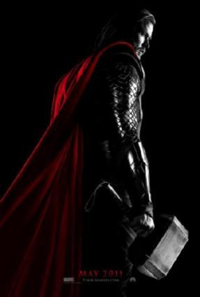Thor Movie Poster 24in x 36in - Fame Collectibles