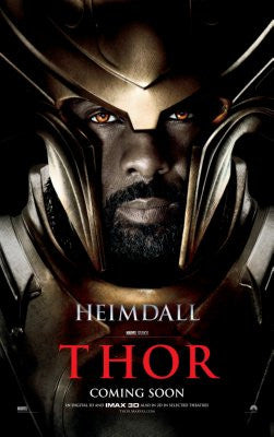 Thor Movie Poster 24x36 - Fame Collectibles