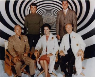 Time Tunnel Poster 24in x 36in - Fame Collectibles
