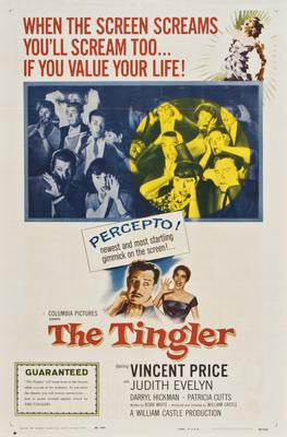 Tingler The Movie Poster 24x36 - Fame Collectibles