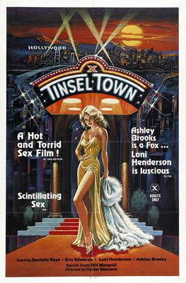 Tinseltown Movie Poster 24x36 - Fame Collectibles