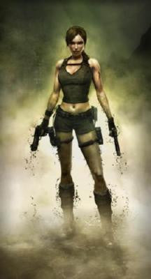 Tomb Raider Underworld Poster #02 24inx36in - Fame Collectibles