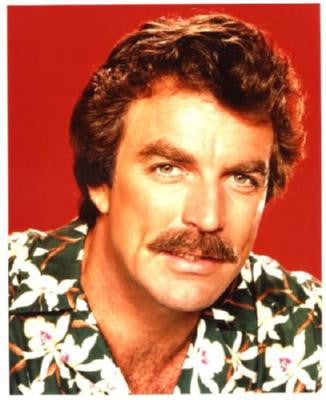 Tom Selleck Mug Photo Coffee Mug - Fame Collectibles  - 1