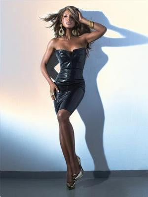 Toni Braxton Tight Dress Poster 24x36 - Fame Collectibles