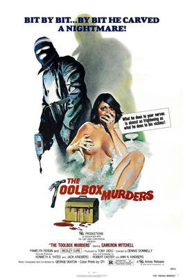 Tool Box Murders The Movie Poster 24x36 - Fame Collectibles
