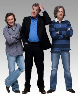 Top Gear UK Poster 24x36 #A 24x36 - Fame Collectibles