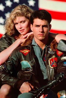Top Gun Tom Cruise Movie Poster 24x36 - Fame Collectibles