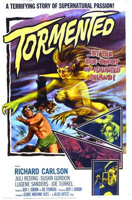 Tormented Movie Poster 24x36 - Fame Collectibles