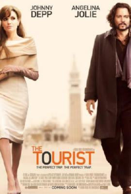 Tourist The Movie Poster 24in x 36in - Fame Collectibles