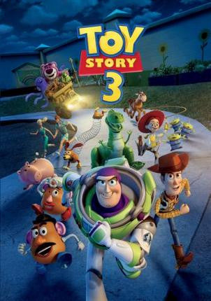 Toy Story 3 Movie Poster 24x36 - Fame Collectibles