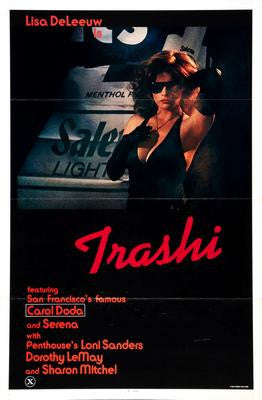 Trashi Movie Poster 24x36 - Fame Collectibles