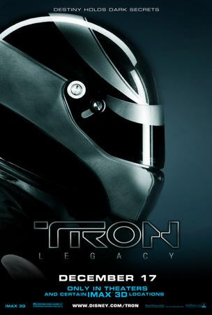 Tron Legacy Poster movie art 24x36 - Fame Collectibles