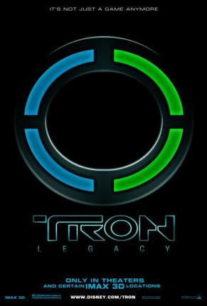 Tron Legacy Movie Poster 24x36 - Fame Collectibles