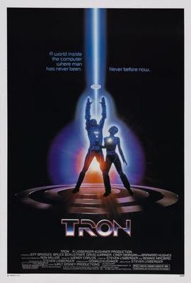 Tron Movie Poster 24x36 - Fame Collectibles