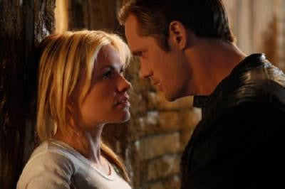 True Blood Poster Sookie and Eric 24in x 36in - Fame Collectibles
