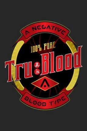 True Blood Drink Logo Poster 24x36 - Fame Collectibles