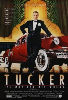 Tucker Poster 24inx36in - Fame Collectibles