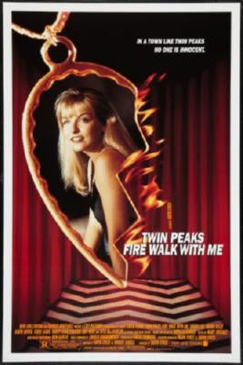 Twin Peaks Fire Walk With Me Poster 24in x 36in - Fame Collectibles