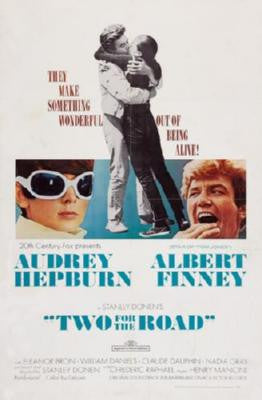 Two For The Road Poster 24inx36in - Fame Collectibles