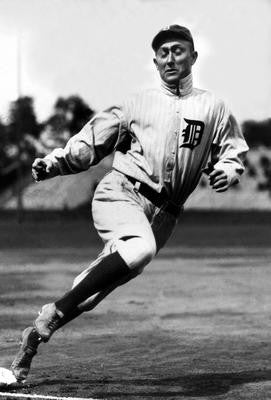 Ty Cobb Poster 24x36 - Fame Collectibles