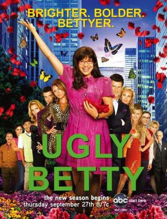 Ugly Betty Poster 24x36 - Fame Collectibles