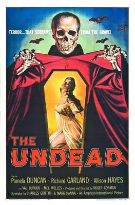 Undead The Movie Poster 24x36 - Fame Collectibles