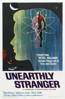 Unearthly Stranger Movie Poster 24x36 - Fame Collectibles