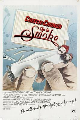 Up In Smoke Cheech And Chong Movie Poster 24x36 - Fame Collectibles