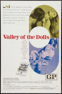 Valley Of The Dolls Poster 24inx36in - Fame Collectibles