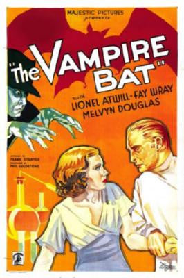Vampire Bat Movie Poster 24in x 36in - Fame Collectibles