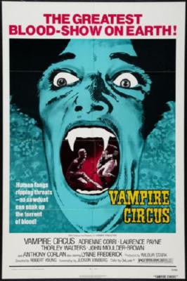 Vampire Circus Poster 24inx36in - Fame Collectibles