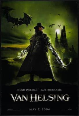 Van Helsing Poster 24inx36in - Fame Collectibles