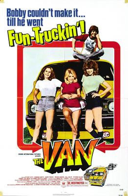 Van Movie Poster 24x36 - Fame Collectibles